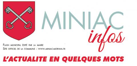 Miniac Infos Novembre 2019